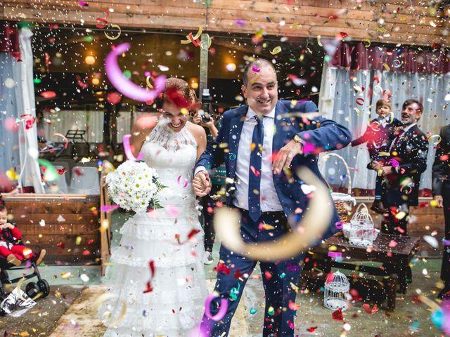 La boda de Javier y Maria Eugenia en Saelices, Cuenca 15