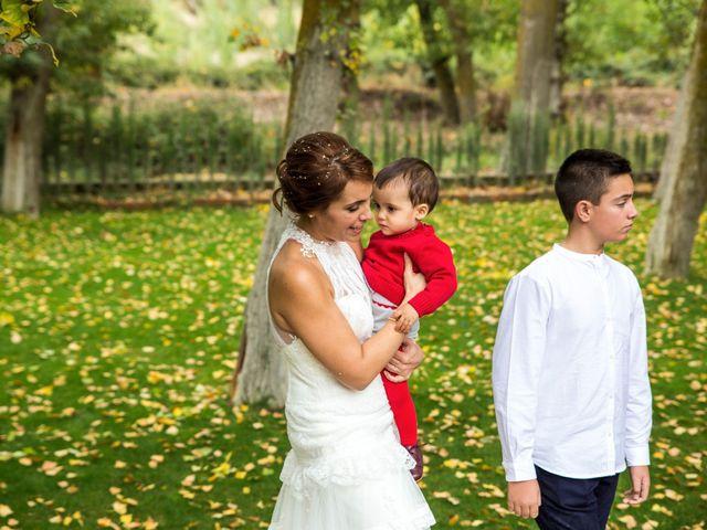 La boda de Javier y Maria Eugenia en Saelices, Cuenca 16