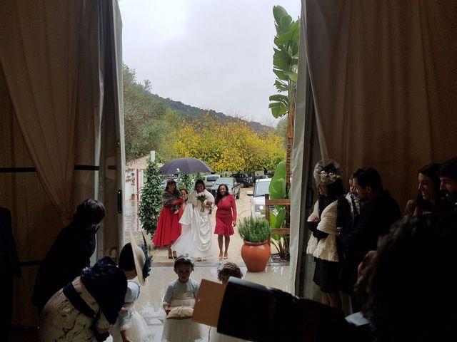 La boda de Hugo y Alina en Los Barrios, Cádiz 11
