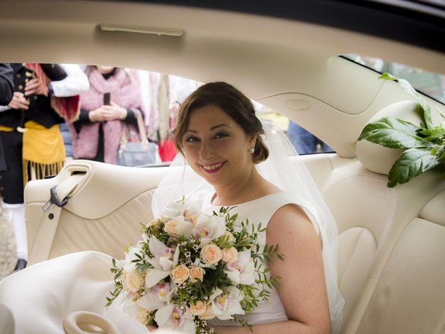La boda de Abel  y Ruth  en El Pito, Asturias 1
