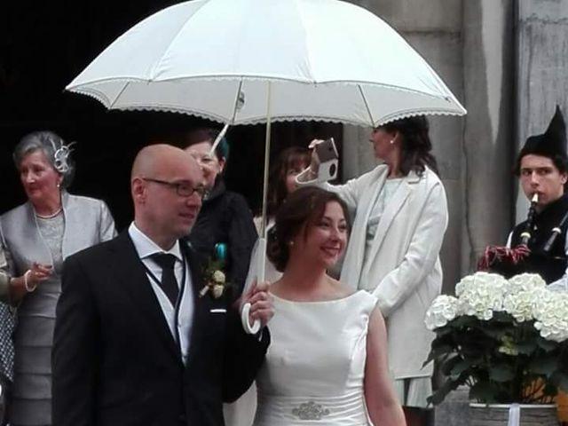 La boda de Abel  y Ruth  en El Pito, Asturias 4