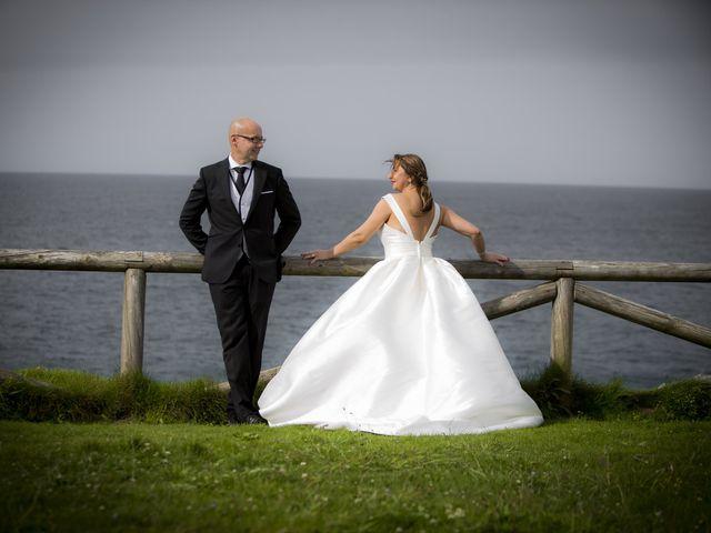 La boda de Abel  y Ruth  en El Pito, Asturias 16