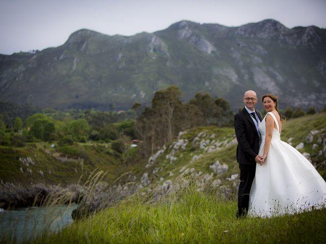 La boda de Abel  y Ruth  en El Pito, Asturias 18