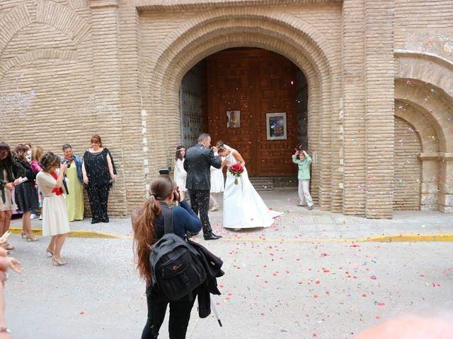 La boda de Sergio y Helena en Pedrola, Zaragoza 2