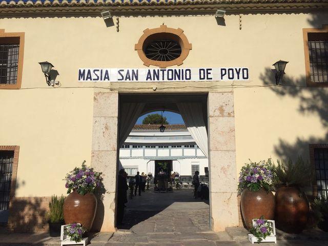 La boda de Carlos y Anabel en Ribarroja del Turia, Valencia 21