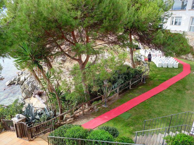 La boda de Enric y Judit en Calonge, Girona 1