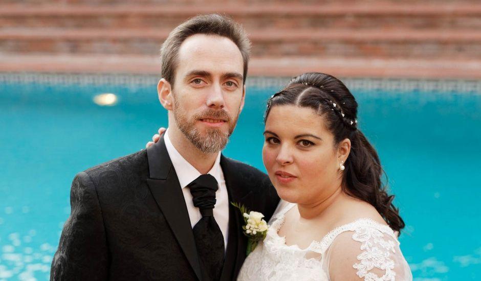 La boda de Albert y AnnA en La Garriga, Barcelona