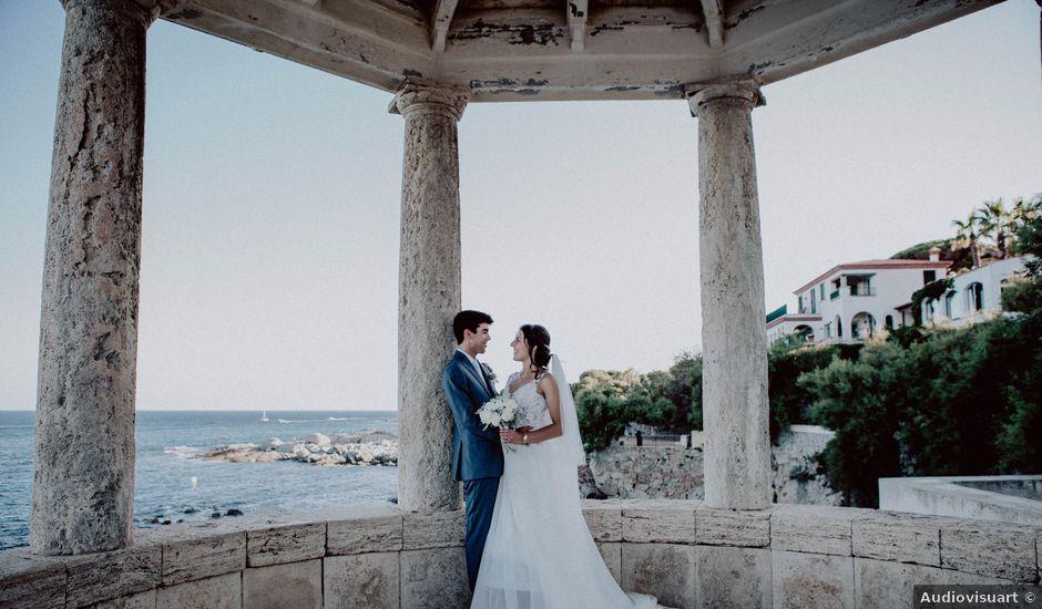 La boda de Claudi y Anna en Llofriu, Girona