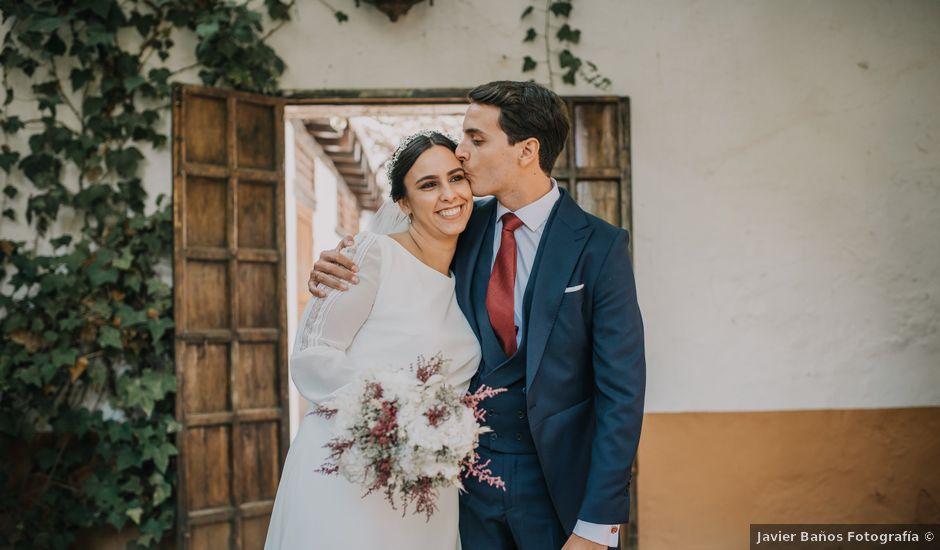 La boda de Inmaculada y Andrés en Alcala De Guadaira, Sevilla