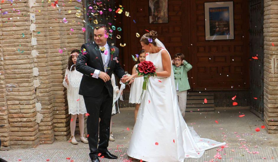 La boda de Sergio y Helena en Pedrola, Zaragoza