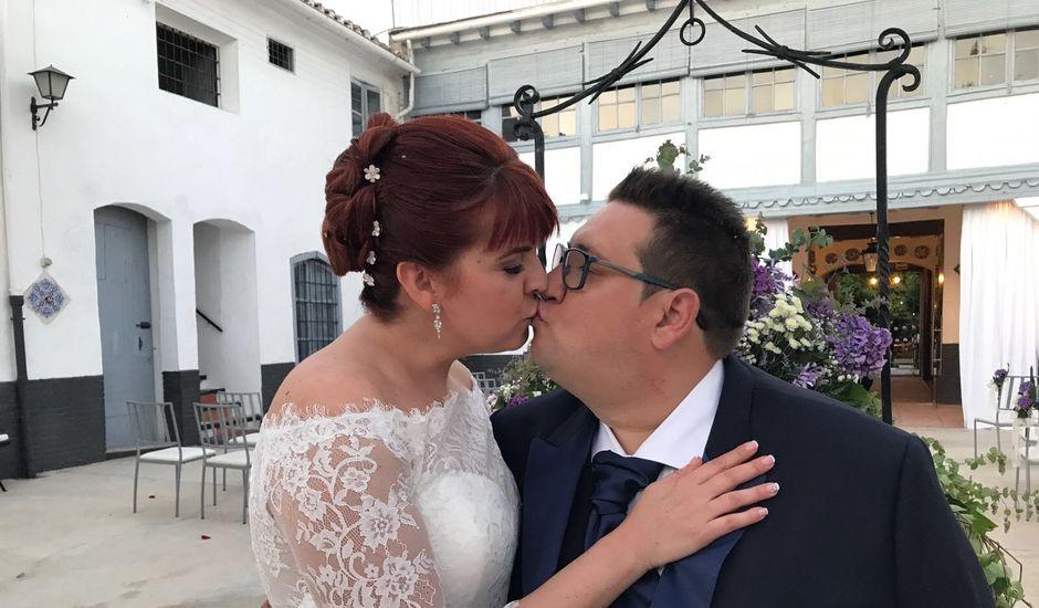 La boda de Carlos y Anabel en Ribarroja del Turia, Valencia