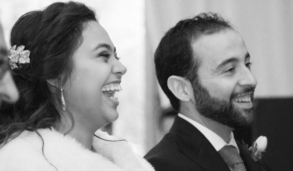 La boda de Hugo y Alina en Los Barrios, Cádiz
