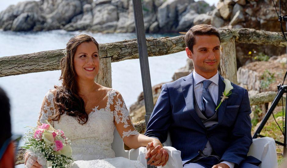 La boda de Enric y Judit en Calonge, Girona