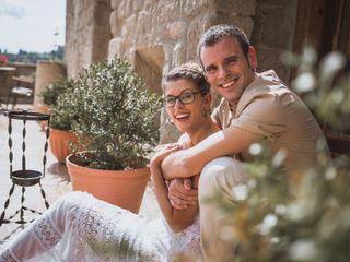 La boda de Anna y Ricard