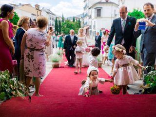 La boda de Cristina y Joaquín 2