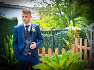La boda de Carmina y Catalin 1