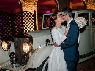 La boda de Marisa y Enrique