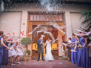 La boda de Noemi y Javi