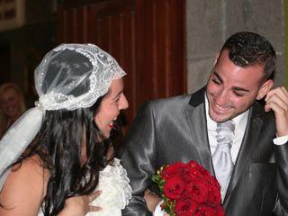 La boda de Samuel y Daila