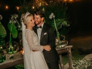 La boda de Rosario y Jaime