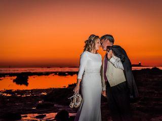 La boda de Inmaculada y Manuel
