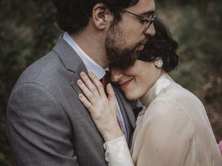 La boda de María y Miguel
