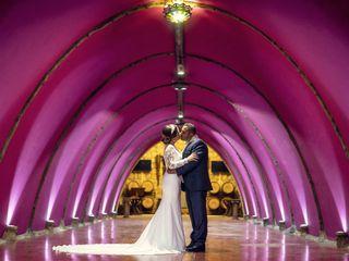 La boda de Miguel y Lourdes