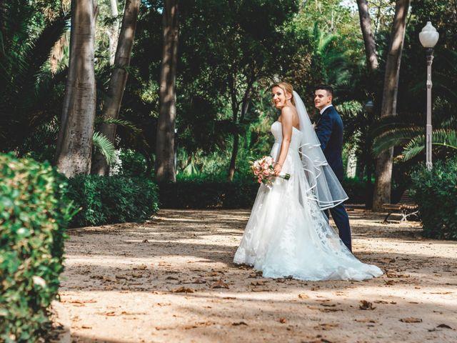 La boda de Natalia y Bogdan