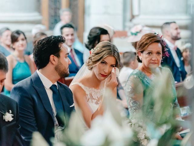 La boda de Alex y María en Vigo, Pontevedra 27