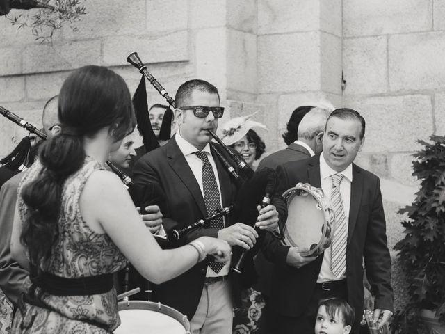 La boda de Alex y María en Vigo, Pontevedra 30