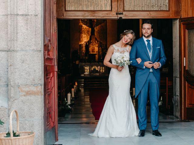La boda de Alex y María en Vigo, Pontevedra 31