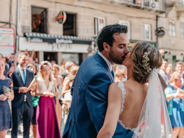 La boda de Alex y María en Vigo, Pontevedra 34