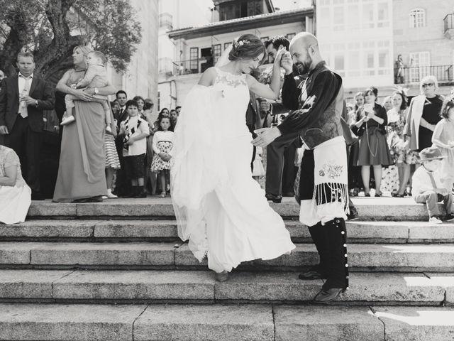 La boda de Alex y María en Vigo, Pontevedra 36