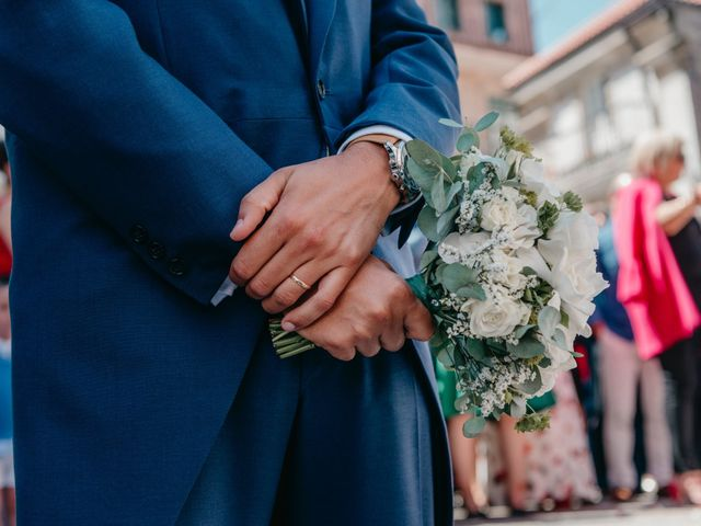 La boda de Alex y María en Vigo, Pontevedra 37