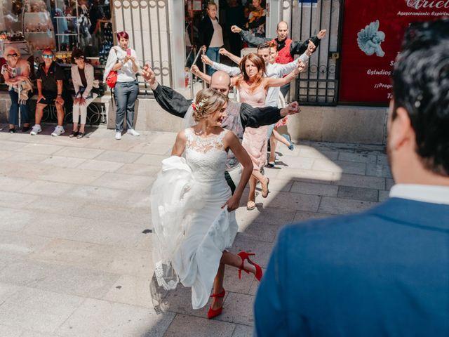 La boda de Alex y María en Vigo, Pontevedra 38