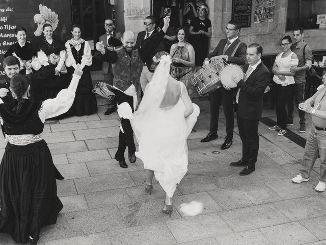 La boda de Alex y María en Vigo, Pontevedra 39