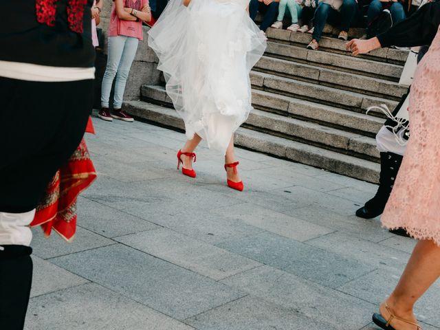 La boda de Alex y María en Vigo, Pontevedra 40