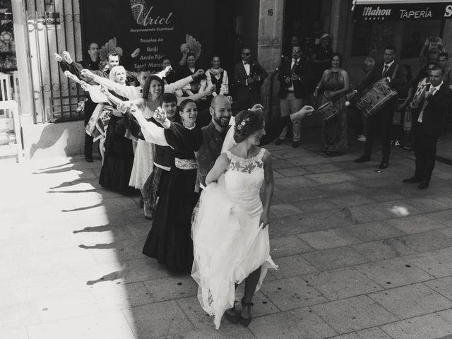 La boda de Alex y María en Vigo, Pontevedra 41