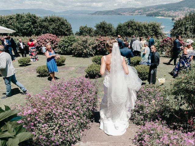 La boda de Alex y María en Vigo, Pontevedra 49