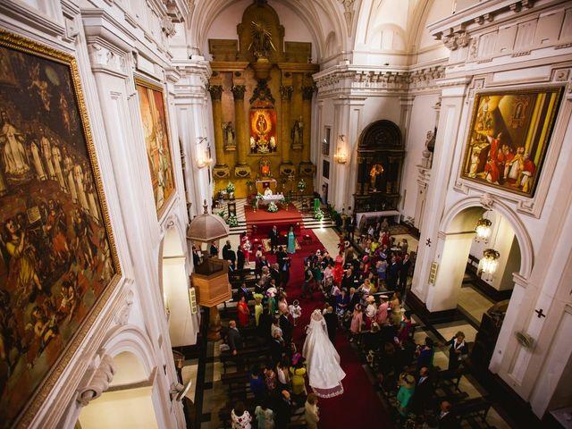 La boda de Joaquín y Cristina en Antequera, Málaga 5