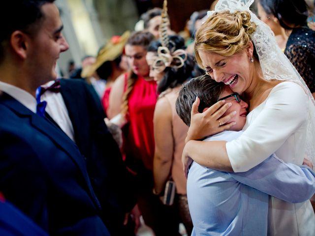 La boda de Joaquín y Cristina en Antequera, Málaga 7