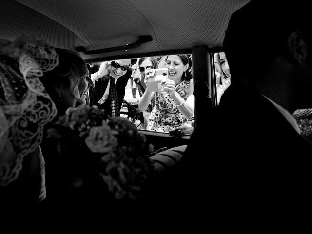 La boda de Joaquín y Cristina en Antequera, Málaga 8