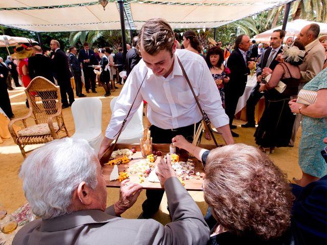 La boda de Joaquín y Cristina en Antequera, Málaga 14