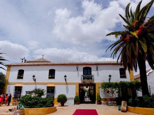 La boda de Joaquín y Cristina en Antequera, Málaga 15