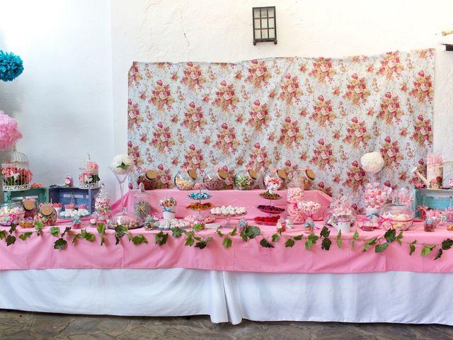 La boda de Joaquín y Cristina en Antequera, Málaga 34