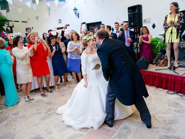 La boda de Joaquín y Cristina en Antequera, Málaga 36