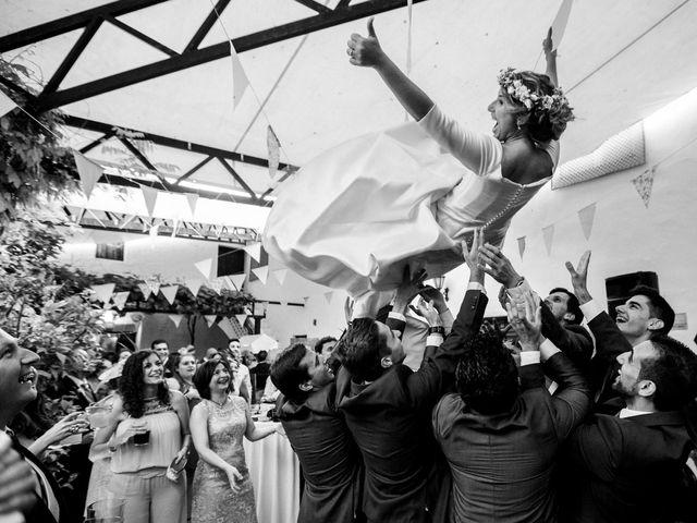 La boda de Joaquín y Cristina en Antequera, Málaga 40