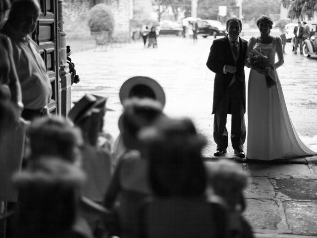 La boda de Quique y Isa en Ávila, Ávila 19