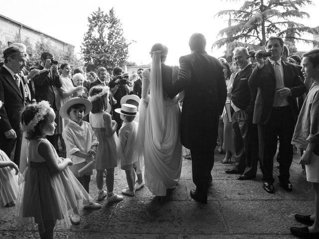 La boda de Quique y Isa en Ávila, Ávila 22