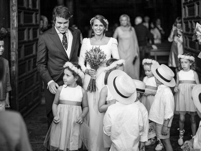 La boda de Quique y Isa en Ávila, Ávila 23